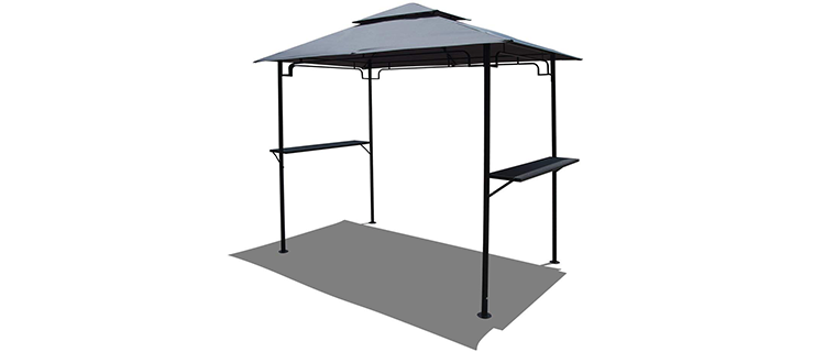 COBANA Soft Top Grill Gazebo