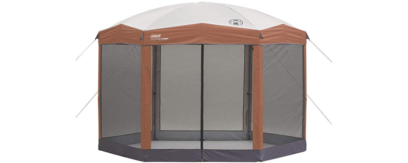 Coleman Instant Setup Canopy Tent Gazebo