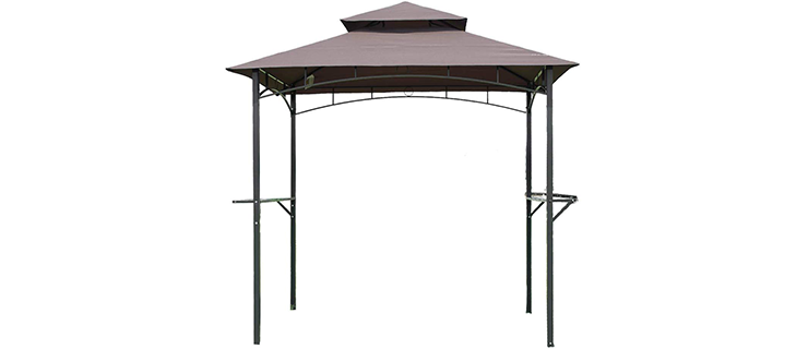 FDW Large Space Canopy Grill Gazebo