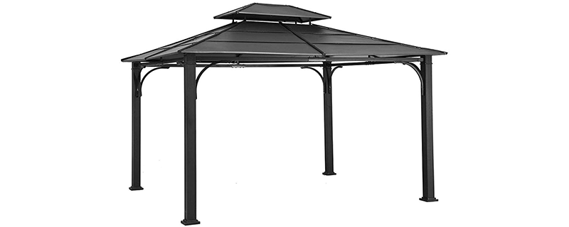 Sunjoy Vented Roof Gazebo